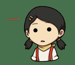 Yumna - (Battle of Surabaya) sticker #10464635