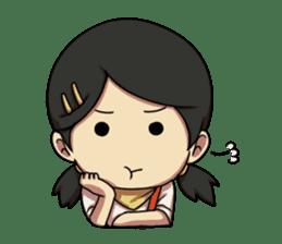 Yumna - (Battle of Surabaya) sticker #10464637