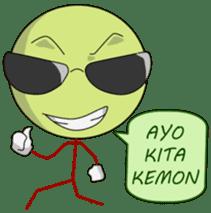 Gaul Emoticon sticker #10491922