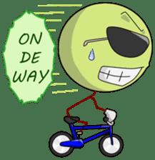 Gaul Emoticon sticker #10491923