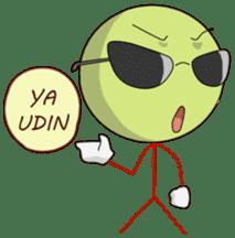 Gaul Emoticon sticker #10491943