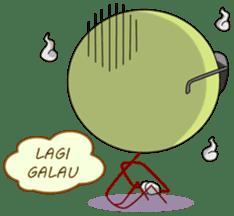 Gaul Emoticon sticker #10491950