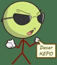 Gaul Emoticon sticker #10491955