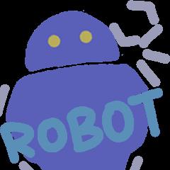 Hello Blue Robot!