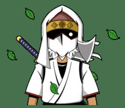 Ninja 2nd -SHINOBI- sticker #10497640