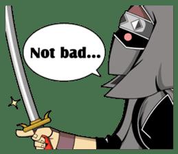 Ninja 2nd -SHINOBI- sticker #10497645