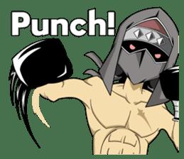 Ninja 2nd -SHINOBI- sticker #10497647