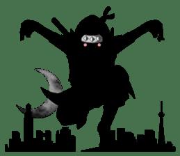 Ninja 2nd -SHINOBI- sticker #10497649