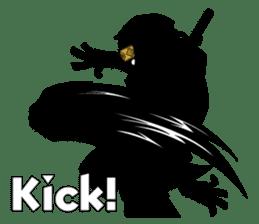 Ninja 2nd -SHINOBI- sticker #10497652