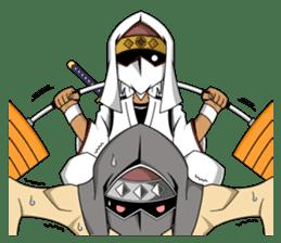 Ninja 2nd -SHINOBI- sticker #10497654