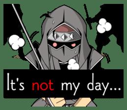 Ninja 2nd -SHINOBI- sticker #10497655