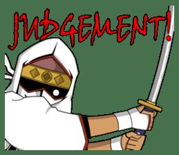 Ninja 2nd -SHINOBI- sticker #10497656
