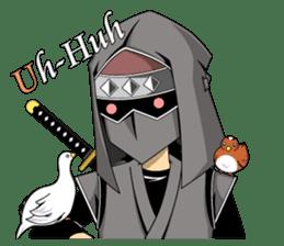 Ninja 2nd -SHINOBI- sticker #10497659