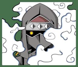 Ninja 2nd -SHINOBI- sticker #10497661