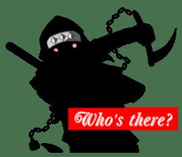 Ninja 2nd -SHINOBI- sticker #10497663