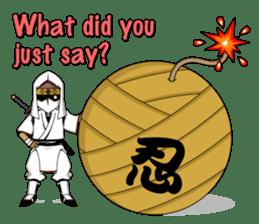 Ninja 2nd -SHINOBI- sticker #10497666