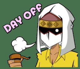 Ninja 2nd -SHINOBI- sticker #10497669