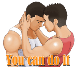 GAY's LOVE VOICES 5 sticker #10502325
