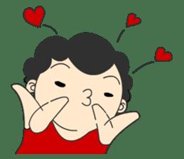 Lovely Mama 3 sticker #10517210