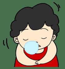 Lovely Mama 3 sticker #10517229