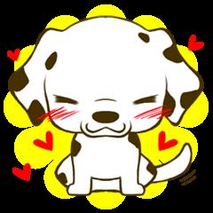 Dalmatian tan
