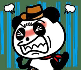 COWBOY PANDA 4 (English ver.) sticker #10518546