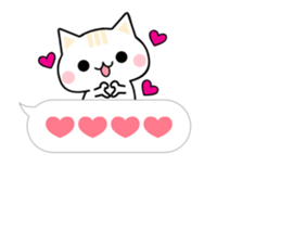 Mi Mi & Miao Miao - Daily Conversation sticker #10518922