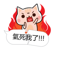 Mi Mi & Miao Miao - Daily Conversation sticker #10518932