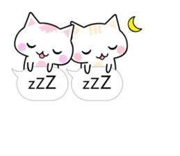 Mi Mi & Miao Miao - Daily Conversation sticker #10518935