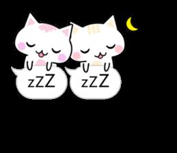 Mi Mi & Miao Miao - Daily Conversation sticker #10518935