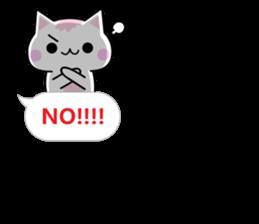 Mi Mi & Miao Miao - Daily Conversation sticker #10518950
