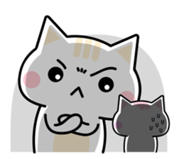 Mi Mi & Miao Miao - Daily Conversation sticker #10518958