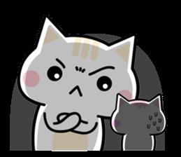 Mi Mi & Miao Miao - Daily Conversation sticker #10518958