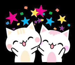 Mi Mi & Miao Miao - Daily Conversation sticker #10518959