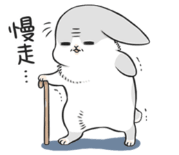Machiko rabbit 3 sticker #10525088