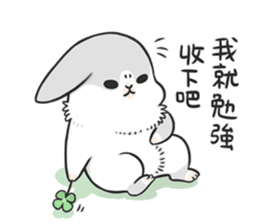 Machiko rabbit 3 sticker #10525105