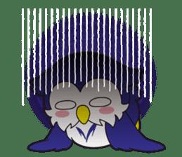 MEIJIRO Sticker Meiji University (Japan) sticker #10533643