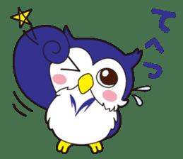 MEIJIRO Sticker Meiji University (Japan) sticker #10533645