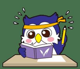 MEIJIRO Sticker Meiji University (Japan) sticker #10533665