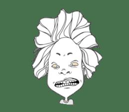 OCD girl sticker #10535002
