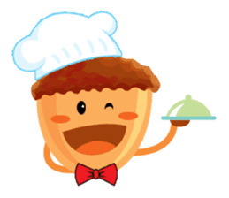 Donguri Chef Master sticker #10547592