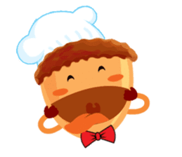 Donguri Chef Master sticker #10547593