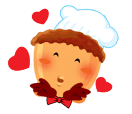 Donguri Chef Master sticker #10547594
