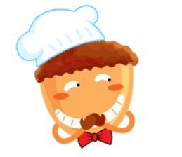 Donguri Chef Master sticker #10547597