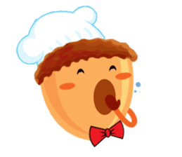 Donguri Chef Master sticker #10547598
