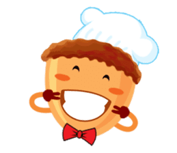 Donguri Chef Master sticker #10547600