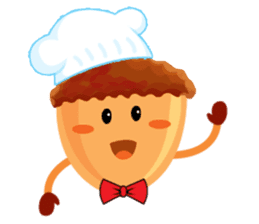 Donguri Chef Master sticker #10547601