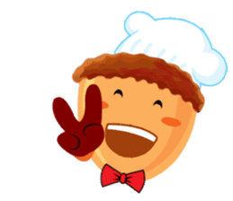 Donguri Chef Master sticker #10547602