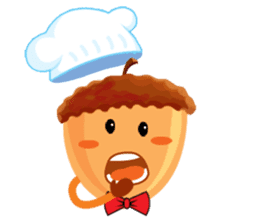Donguri Chef Master sticker #10547603