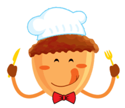 Donguri Chef Master sticker #10547607